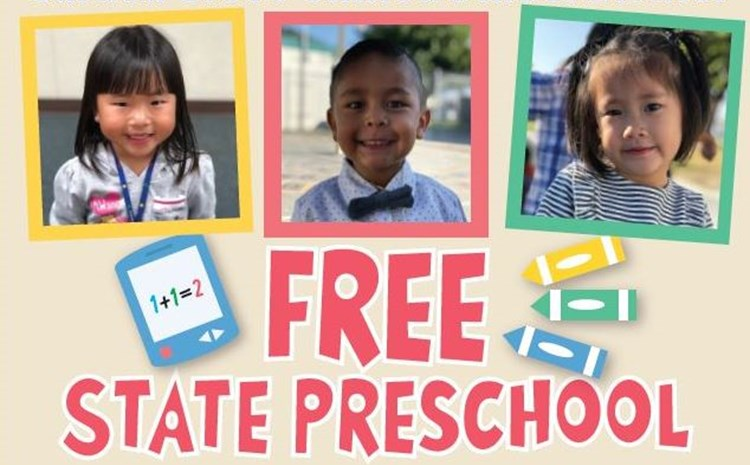 Preschool Registration for 2020 - 2021 Forms are Available Now - article thumnail image