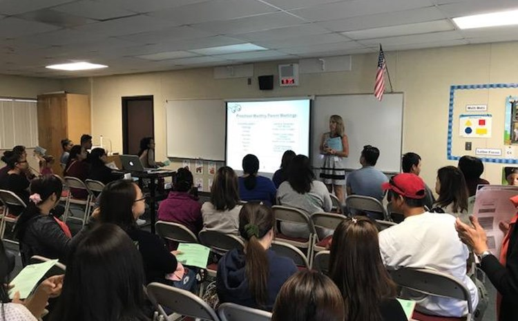 Monthly Parent Meetings - article thumnail image