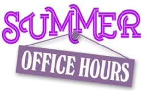Summer Office Hours - article thumnail image