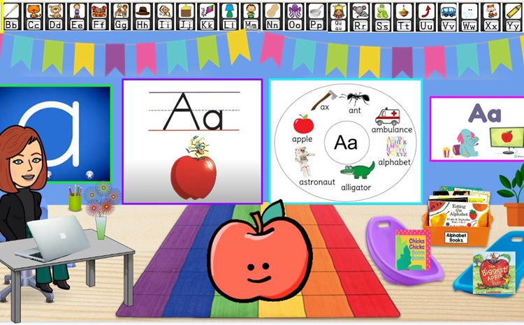 Letter Resources with Dr. Druitt - article thumnail image